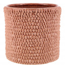Ceramic bucket Danil, D16,5cm, H14cm, for TO14, ro